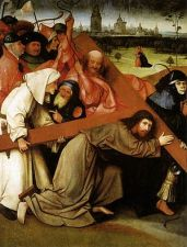 300px-Hieronymus_Bosch_-_Christ_Carrying_the_Cross_-_WGA02556